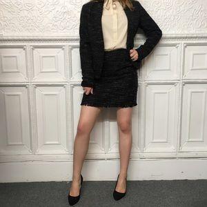 Ann Taylor LOFT Skirt Suit / Set Size 4